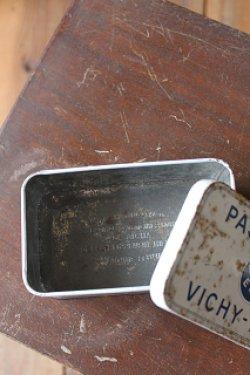 画像1: アンティーク缶/VICHY