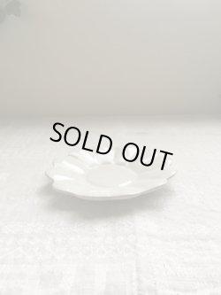 画像4: よしざわ窯 / 白いマーガレット小皿