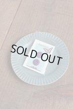 画像: よしざわ窯 / ブルーグレー 線刻リム小皿